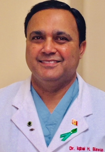 Dr. Iqbal Biswas, MD, FRCP(C)